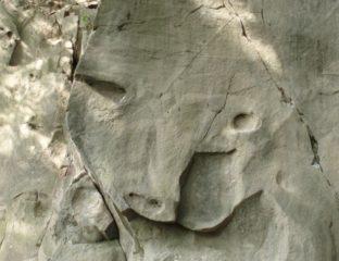 skalní útvar Čertí mlýny