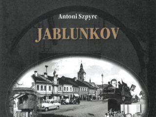 Kniha Jablunkov, autor Antoni Szpyrc