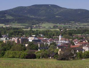 Jablunkov panorama