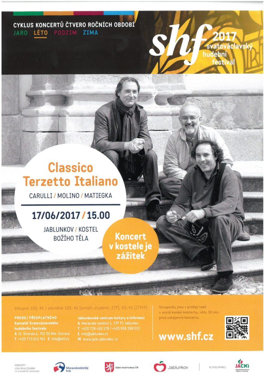 SHF - Classico Terzetto Italiano