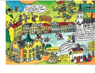 pohlednice pidifrk Jablunkov