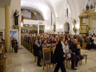 Koncert Slovenského komorního orchestru Bohdana Warchala