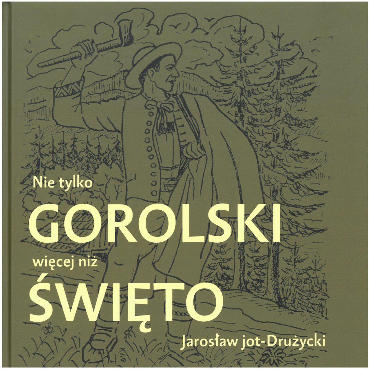 Gorol kniha