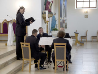 Koncert Stadlerova klarinetového kvarteta