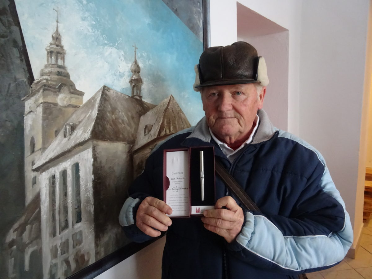 p. Leon Ježowicz