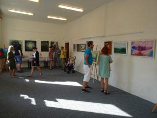 Výstava obrazů umělců z Dolnokysucké 5