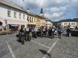 Historické motocykly
