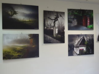 Výstava fotografií v KNM