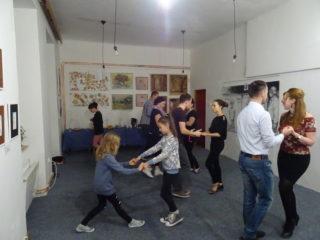 Taneční domy 2018